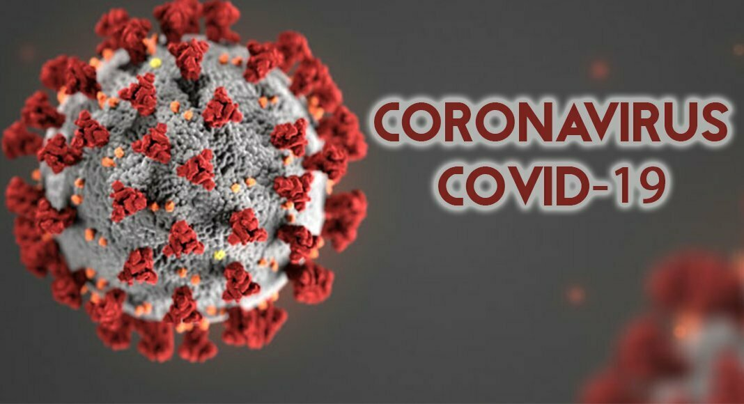 The Number of people infected by corona disease all over the World.